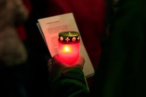 Prämiere für die Lichterkette in Graz!