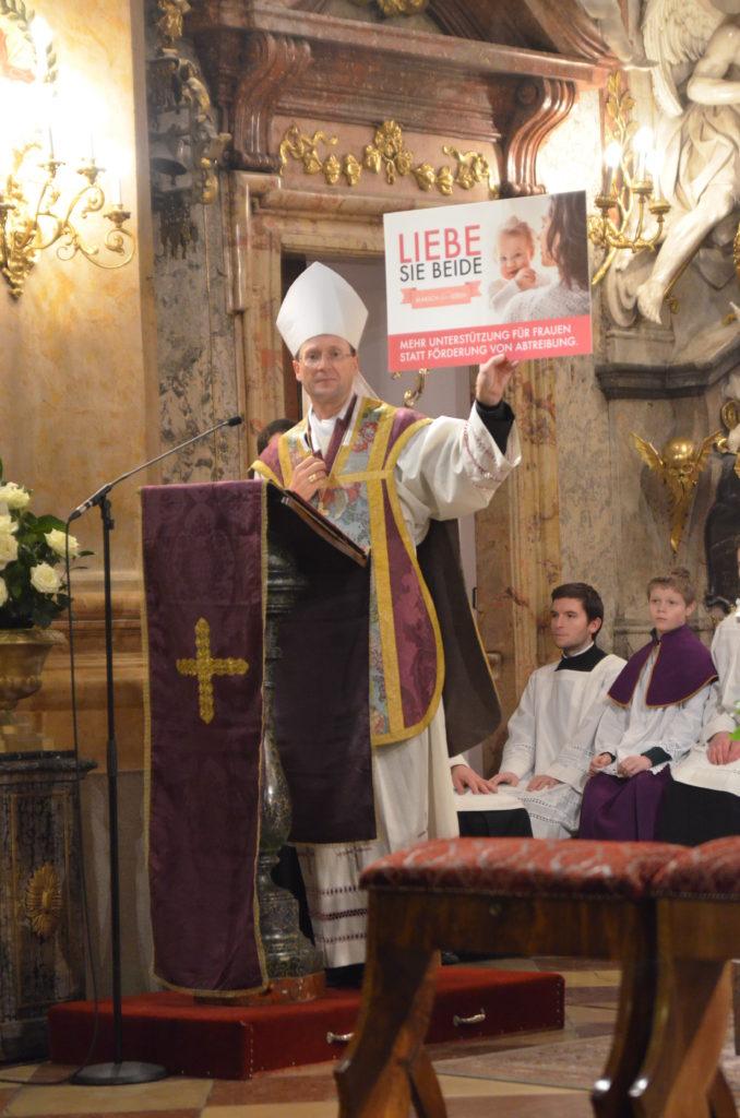 Weihbischof Turnovszky_Marsch fürs Leben Wien 2016
