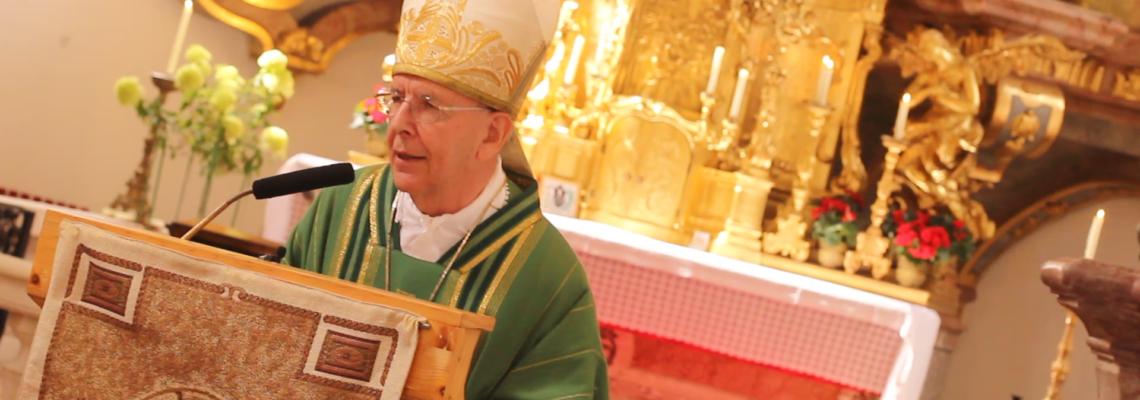 Halbzeit Pro Life Tour von Graz nach Wien: Diözesanbischof Klaus Küng will Beratung und Hilfen für Frauen im Schwangerschaftskonflikt