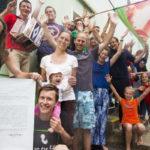 Papst Franziskus sendet ein Grußwort an die jungen Teilnehmer der Pro Life Tour.
