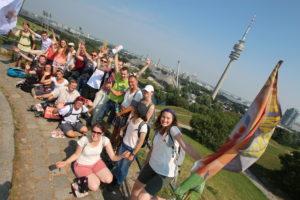 Abtreibungen undenkbar machen: Halbzeit Pro Life Tour von München nach Salzburg