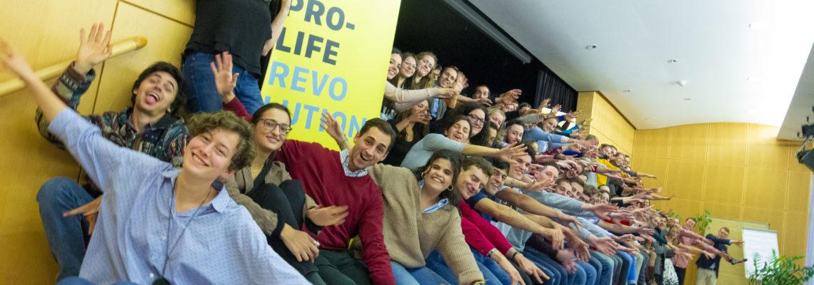 Pro Life-Impact-Kongress in Wien: Jugendlichen aus ganz Europa starten die Pro Life-Revolution