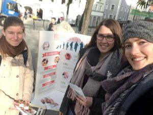 Pro-Choice-Aktivisten stören Pro-Life-Veranstaltung an Universität Passau