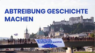 Pro Life Tour 2021: Für Menschenrechte von Anfang an drei Wochen lang quer durch Österreich